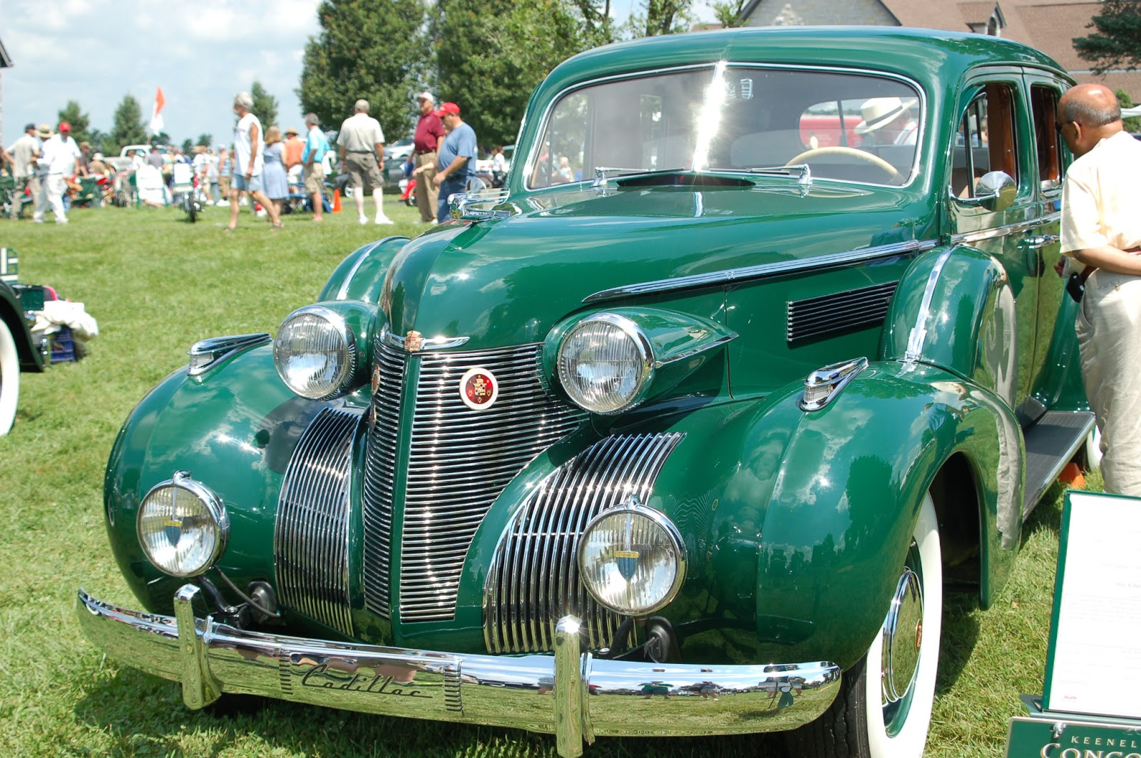 Turnerbudds Car Blog: Pre-War Classics At Keenland