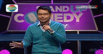 ben dhanio balikpapan stand up comedy academy indosiar