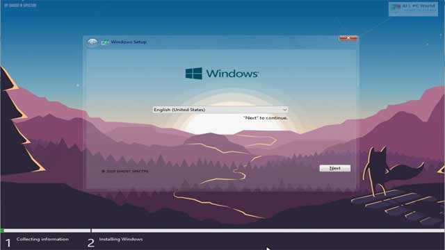 Windows 10 LITE x64