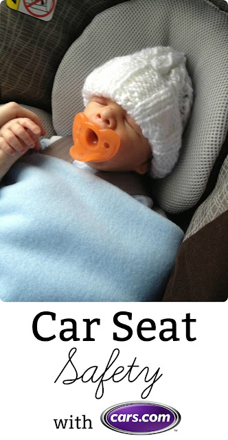 When we brought my son home from the NICU I was grateful to know his car seat was safely and correctly installed. Cars.com is a great resource for parents needing to understand the ins and outs of car seat safety.