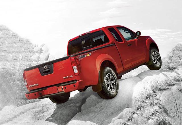 2019 Toyota Tacoma TRD PRO Vs 2019 Nissan Frontier SL 4x2