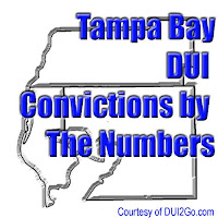 Hillsborough DUI, Pinellas DUI, Pasco DUI, Conviction Rate