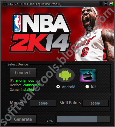 nba 2k15 vc hack android