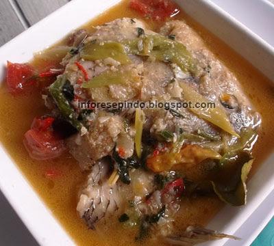 Resep Cara Membuat Sup Ikan Gurame Kuah Bening