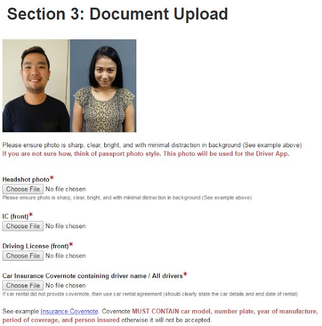 pendaftaran grabcar driver malaysia