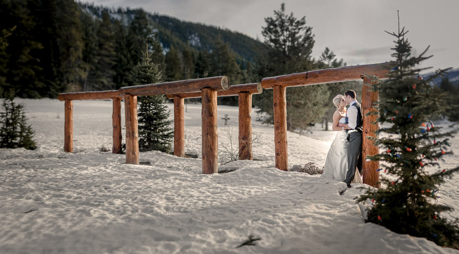 Leavenworth Wa Wedding Blog Pine River Ranch Stunning Winter Wedding At Pine River Ranch