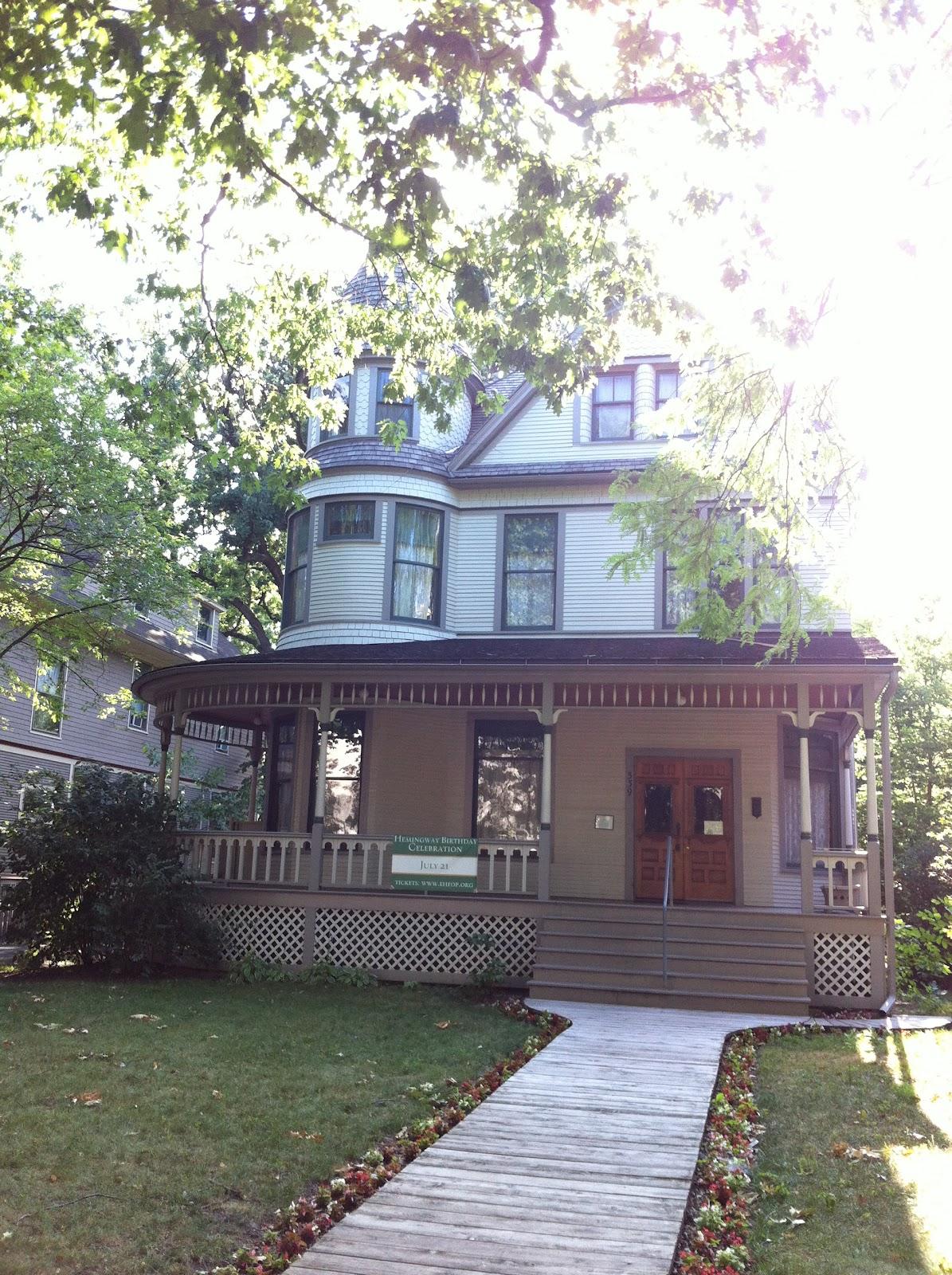 Ernest Hemingway S Birthplace
