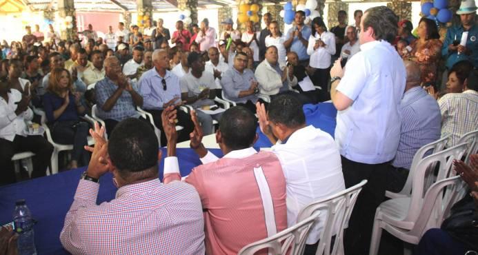 Paliza dice que la calidad de la convención del PRM favorecerá la democracia