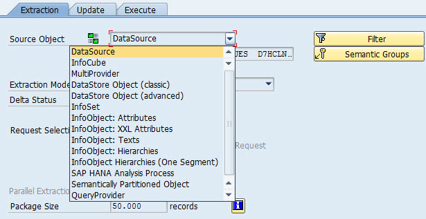 Martin Maruskin blog (something about SAP): SAP BW 74: few new features