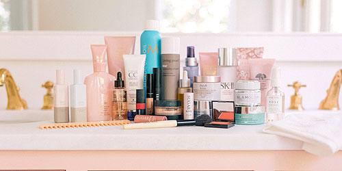 cosmeticos para tu beauty rutina