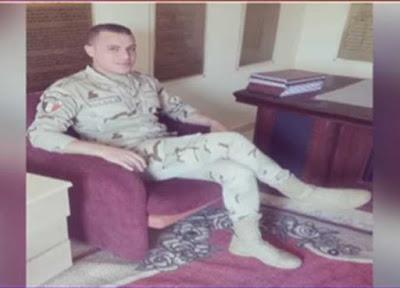 شقيق الشهيد حازم مكاوي: رديف مارس 2019.. وإجازته كانت يوم العملية (فيديو)