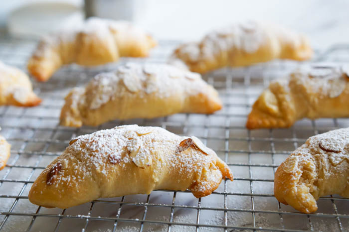 Filled Crescents, three ways! | bakeat350.net