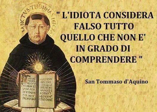 UN DOPPIO PONTIFICATO: Espressione di San Tommaso D'Aquino non di Dio.