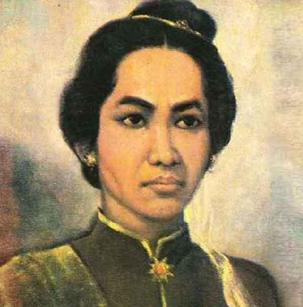 Nama Pahlawan Wanita Indonesia Fotonya