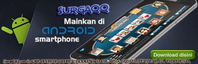 SURGAQQ agen poker, domino online terpercaya dan teraman di indonesia