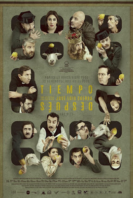 Tiempo Después 2018 DVD R2 PAL Spanish