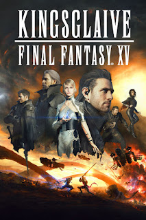 Kingsglaive: Final Fantasy XV – Dublado (2016)