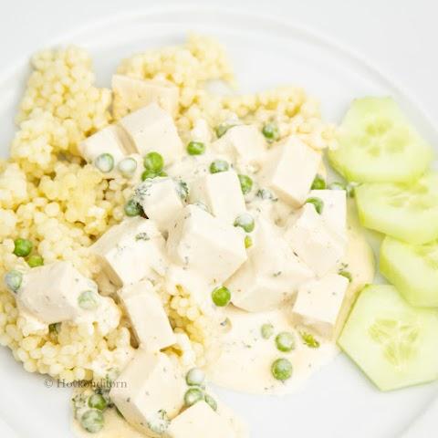 Creamy Tofu Sauce