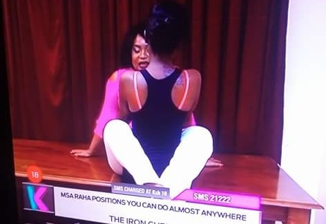 Viral Photos Of Kenyan TV Station Teaching Viewers How To Have Sex, Showing Different Positions