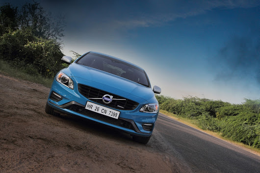 LTD-LICENCE TO DRIVE: A twist in sobriety: The Volvo S60 R-Design Drive Review