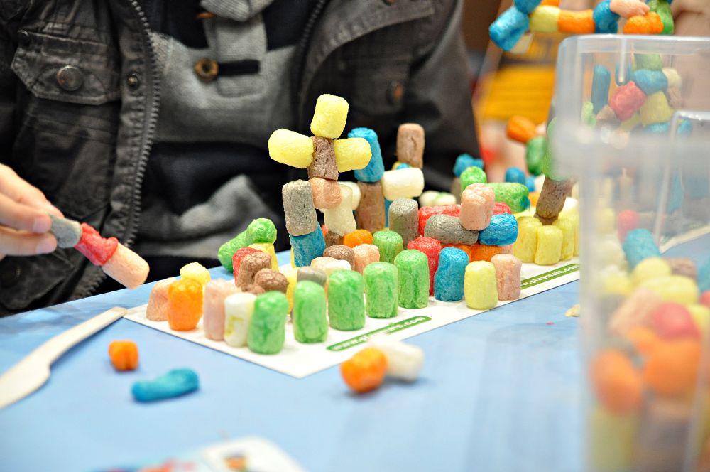 targi dziecko dzieci kreatywne zabawki raj smyka edukacja Matki Polki Fanaberie