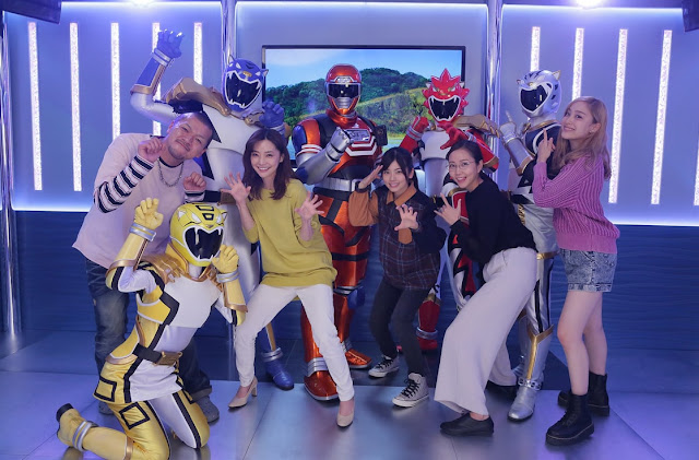 """Never Too Old to Love Something"" - A Tokusatsu GaGaGa! Review"
