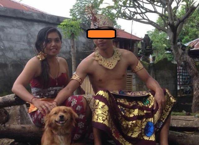Terpancing Emosi Kecil, Sosok Suami dari Bali ini Tebas Kaki Sang Istri