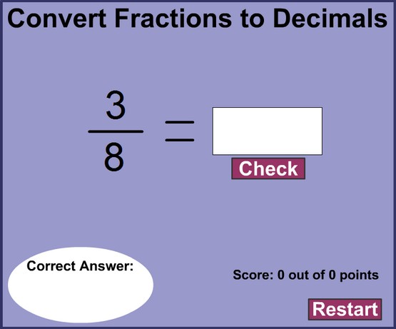http://www.mathplayground.com/computation/Fractions_to_Decimals_MP_secure.swf