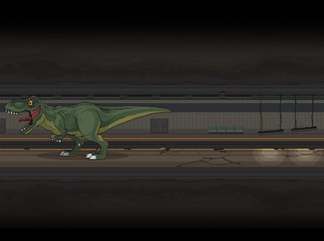 Steam Dinozor Arkaplan Resimleri 36