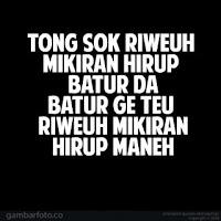 Dp Bbm Kata Sindiran Sunda 2017