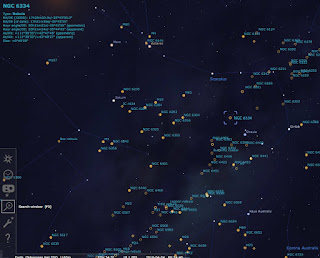 Image of Stellarium Planetarium Software
