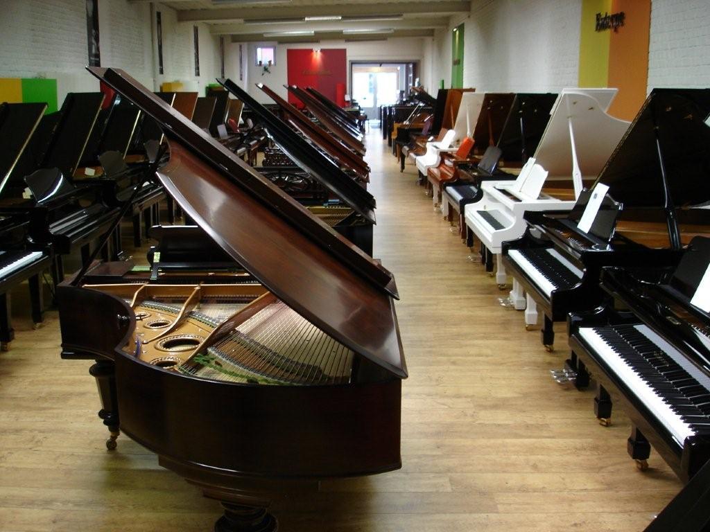 Những thương hiệu Piano xuất xứ từ Mỹ
