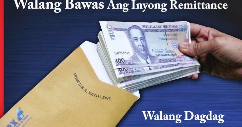 Forex remittance philippines