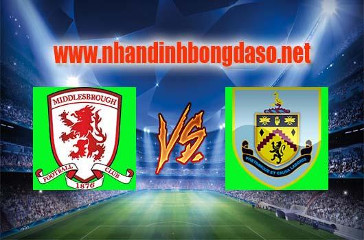 Nhận định bóng đá Middlesbrough vs Burnley, 21h00 ngày 08-04