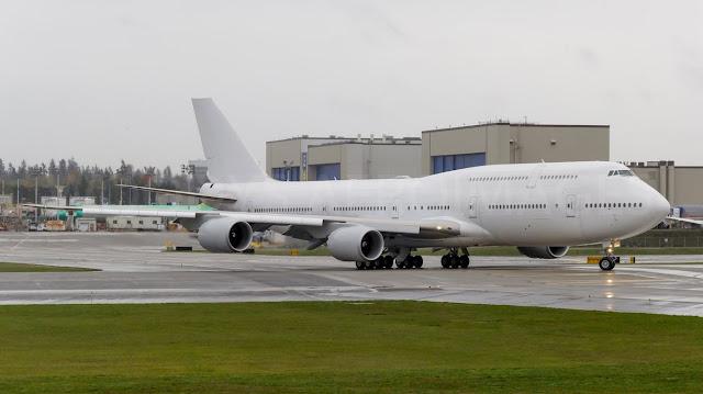 """Comienza la modificación de los dos nuevos """"Air Force One"""", el avión del Presidente de los Estados Unidos"""