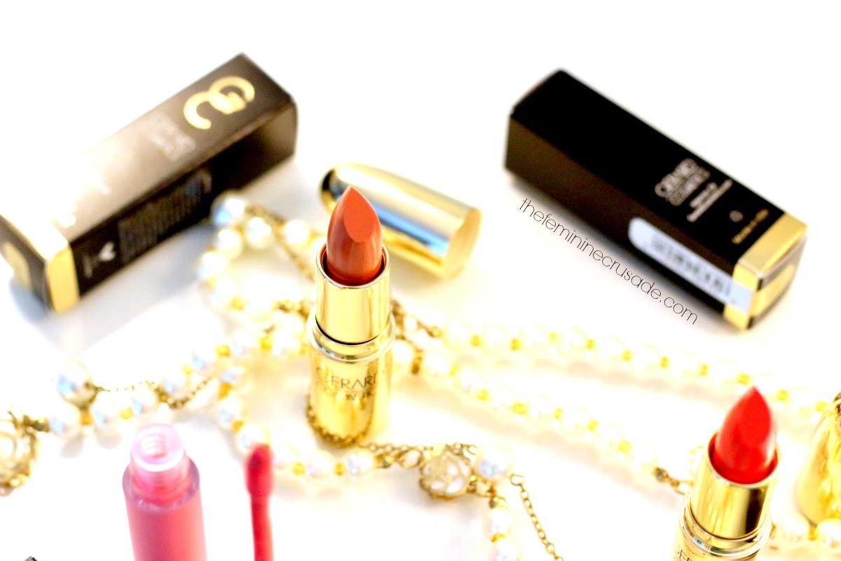 Gerard Cosmetics Lipstick in 'Nude'