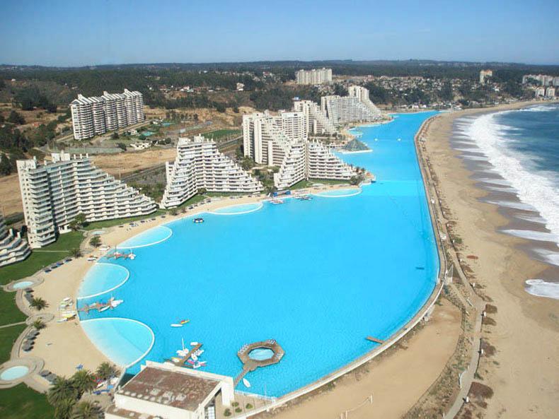 San Alfonso del Mar, la piscina más grande del mundo | Chile