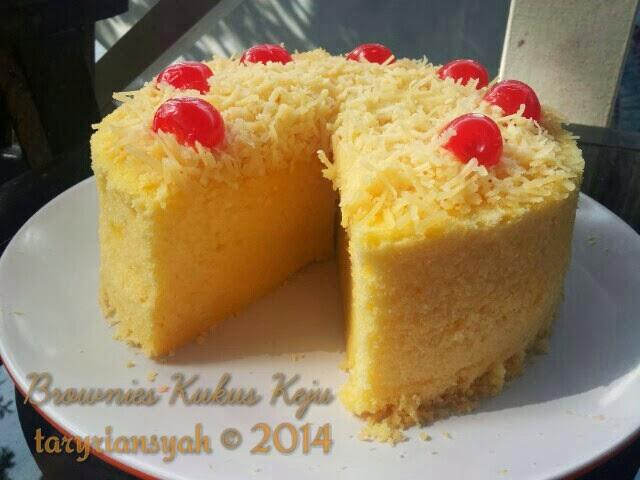 Resep Cake Kukus Keju Ncc: Brownies Kukus Keju By Tary Rian