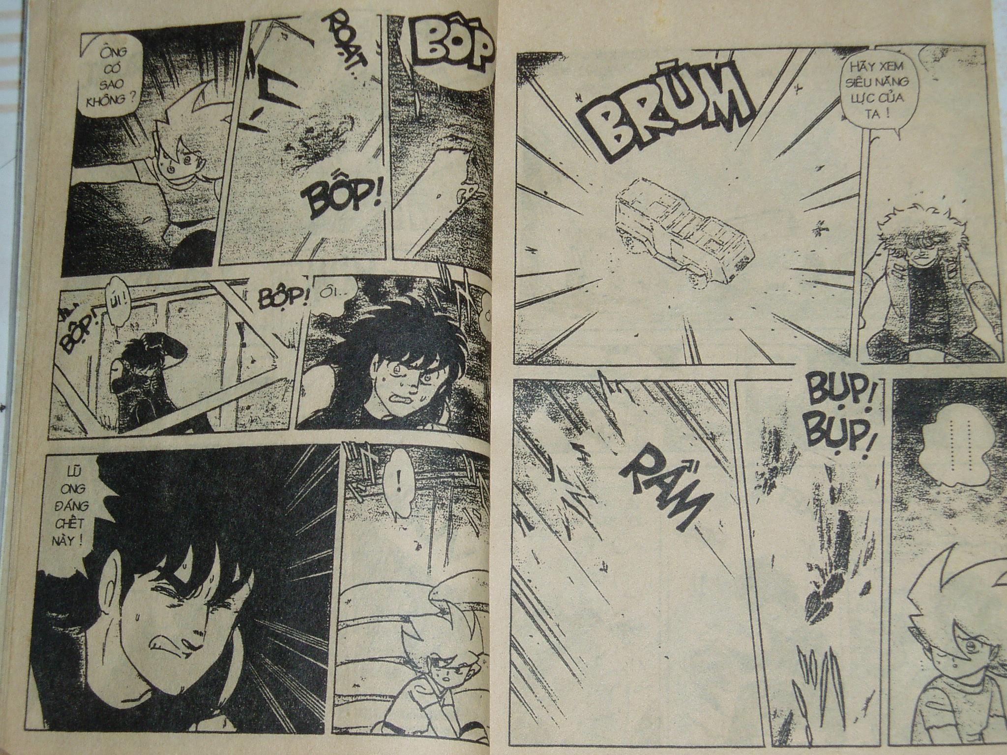 Siêu nhân Locke vol 18 trang 5