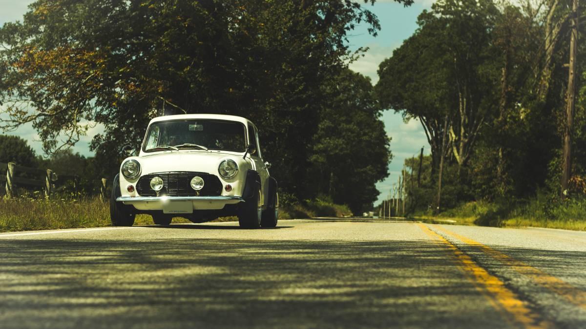 Daily Turismo Eye Of The Tiger 1982 Austin Mini Vtec
