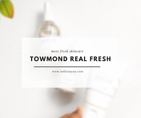 [REVIEW] Towmond Real Fresh*