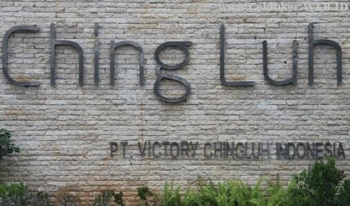 Lowongan Kerja Pabrik Tangerang | PT.VICTORY CHINGLUH INDONESIA