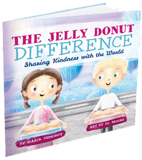 https://www.amazon.com/Jelly-Donut-Difference-Sharing-Kindness/dp/0997608501/ref=sr_1_1?ie=UTF8&qid=1505573112&sr=8-1&keywords=jelly+donut+difference
