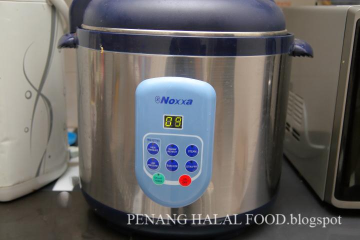 Famous Penang Halal Food