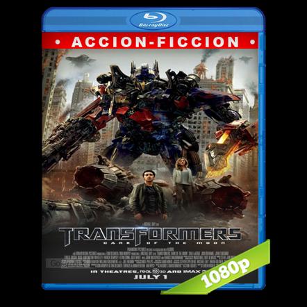 Transformers 3 El Lado Oscuro De La Luna HD1080p Lat-Cast-Ing 5.1 (2011)
