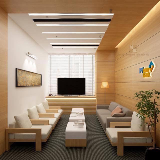 Sở hữu một thiết kế nội thất phòng họp cao cấp chuyên nghiệp và đẳng cấp, các nhân sự sẽ nâng cao ý thức và trở nên tự giác cũng như nghiêm túc hơn với mọi vấn đề mà doanh nghiệp đưa ra