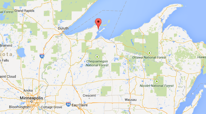 replanted.chicagoan: Madeline Island, Part 1 -