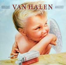 Okładka płyty 1984 Van Halen