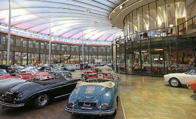 Coches clásicos Düsseldorf