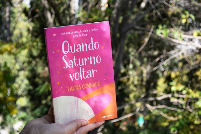 Resenha Livro Quando Saturno Voltar